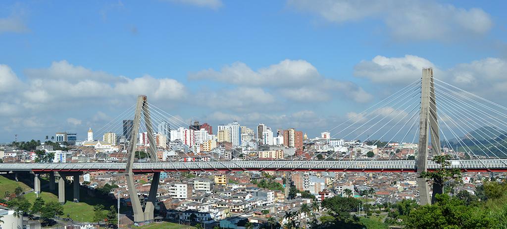 Viaducto César Gaviria Trujillo - Cortesía Alcaldía de Pereira